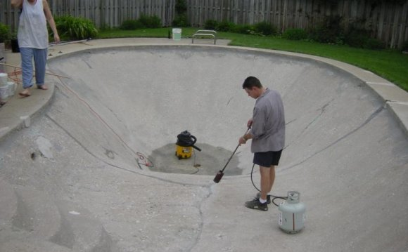 1+ images about Pool repair