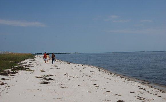Bald Point Beach Walk