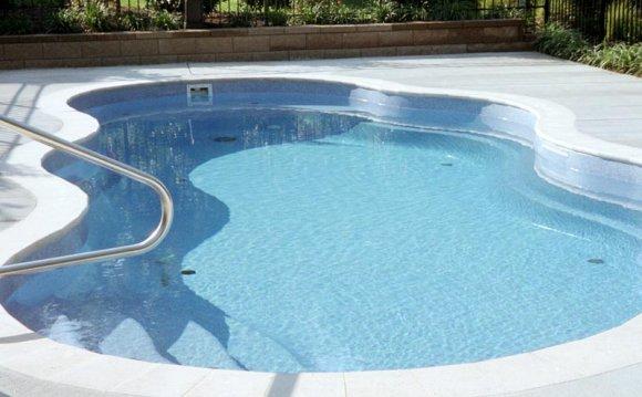Infloor Pool Cleaning