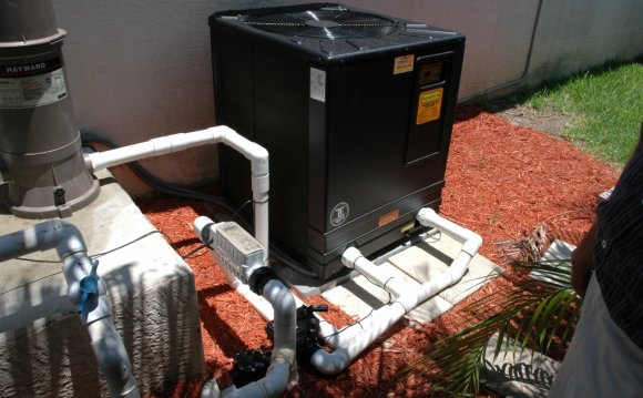 Residential - Pool Heat Pumps