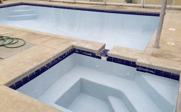 Roll-On Pool Plaster