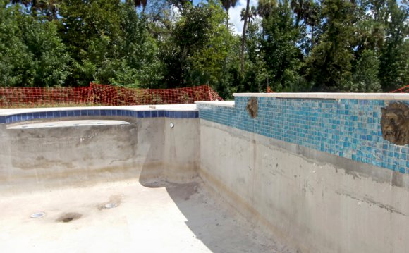 Pool Repair, Swimming Pool