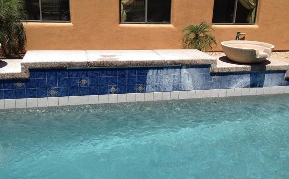 Tucson Pool Tile Cleaning