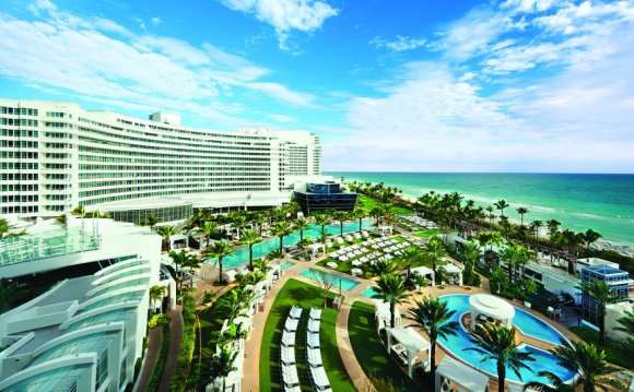 Resort Fontainebleau Miami