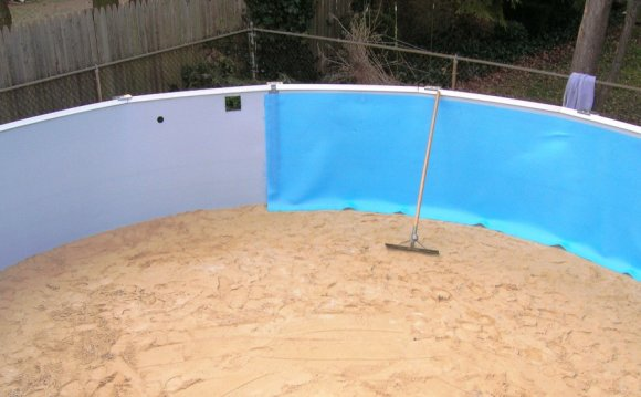 Swimming Pool Liner Solutions