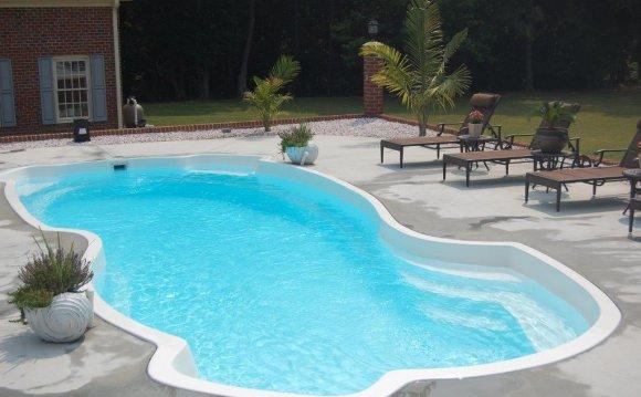 Premium Fiberglass Swimming