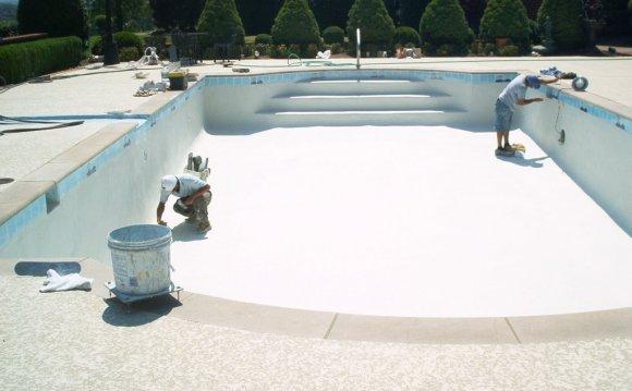Swimming Pool Plaster
