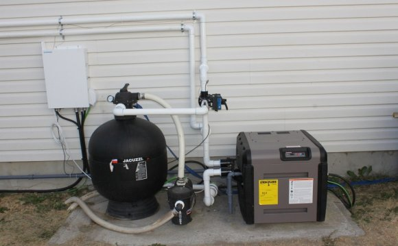 Image of: Hayward Pool Heater