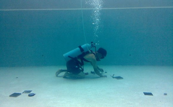 Underwater Leak Repair