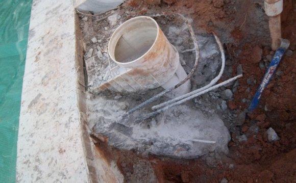 Skimmer Leak
