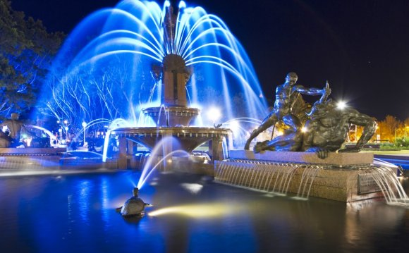 Water Fountains Orlando