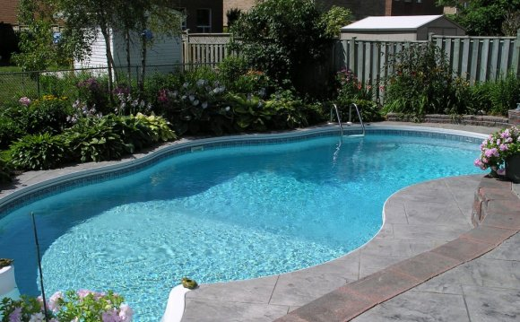 Concrete pool repair products