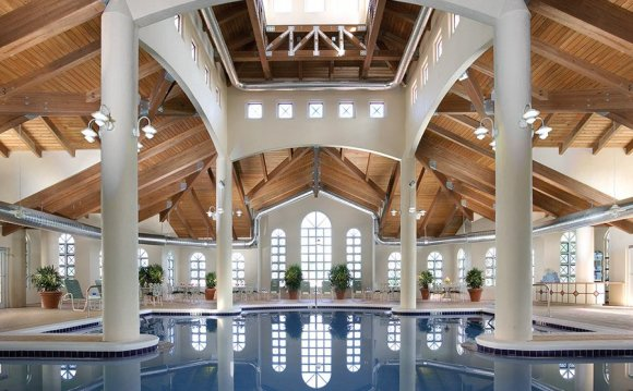 Indoor Pool, Florida