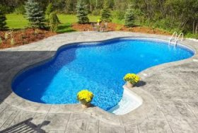 stick to the producers' directions for many materials used in fixing your pool.