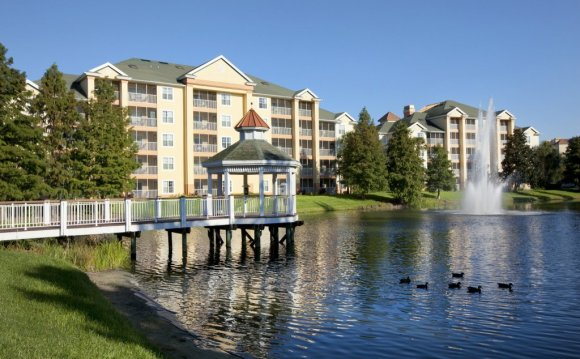 Fountains Resort Orlando timeshare