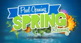Pool Opening in Spring