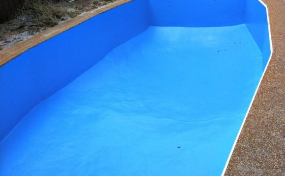 Concrete pool Repairs