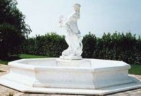 Statue liquid Founatin Marble Statuary Fountains