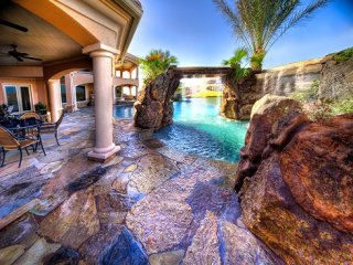 rock Mason slate pool deck