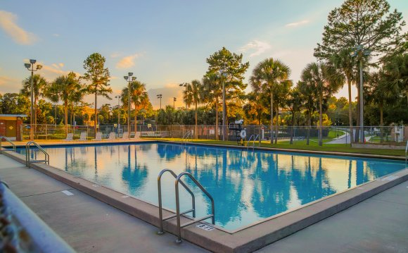 UF Florida pool