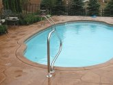 Above ground pool repair Service