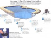 Caretaker Pool cleaning system