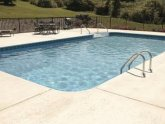 Fiberglass pool repair kits