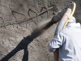 Gunite repair