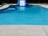 Pool cement repair