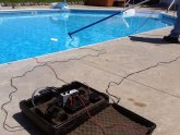 Pool liner Leak Detection