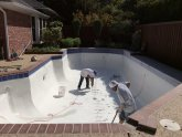 Swimming pool Crack repair