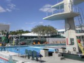 University of Miami swimming pool